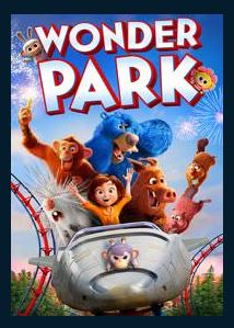 Wonder Park HDX Vudu Redeem ONLY (Doesn't Port)