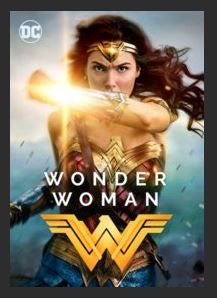 Wonder Woman (2017) 4K UHD UV Vudu Redeem for 4K (Ports to iTunes Google Play MA)
