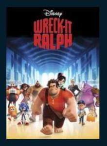 Wreck-It Ralph HD Google Play Redeem (Ports MA) NO Points DMA