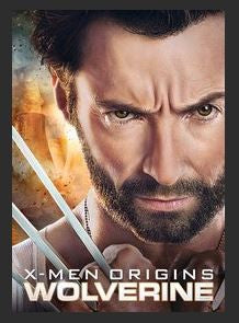 X-Men Origins: Wolverine HDX UV or iTunes or Google Play or MA Redeem