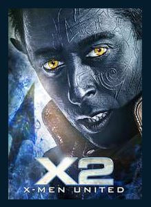 X2: X-Men United HDX UV Vudu or Google Play or MA Redeem (Ports to iTunes)