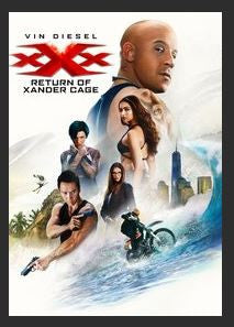 xXx: Return of Xander Cage HD iTunes Redeem