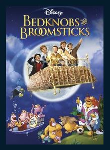 Bedknobs and Broomsticks HDX DMA MA or Vudu Redeem (Ports to iTunes) Disney