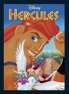 Hercules (1997) HD Google Play Redeem (Ports MA) No Points Disney