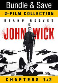 John Wick Chapters 1 & 2 Collection HDX UV