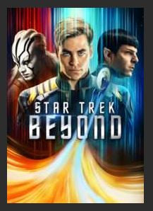 Star Trek Beyond HD iTunes Redeem