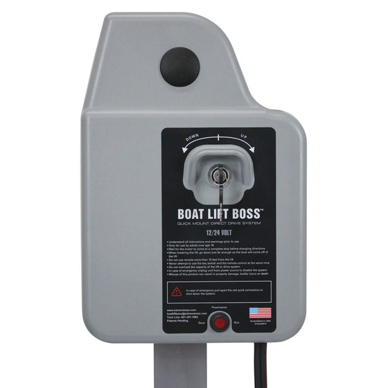 Boat Lift Boss Direct Drive System