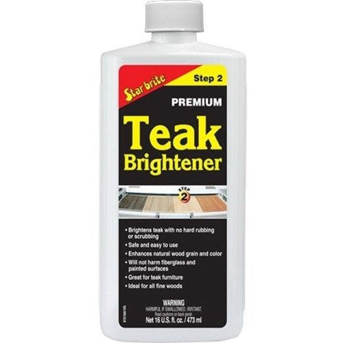 Star Brite 81516 16OZ Teak Brightener - Wakeboss