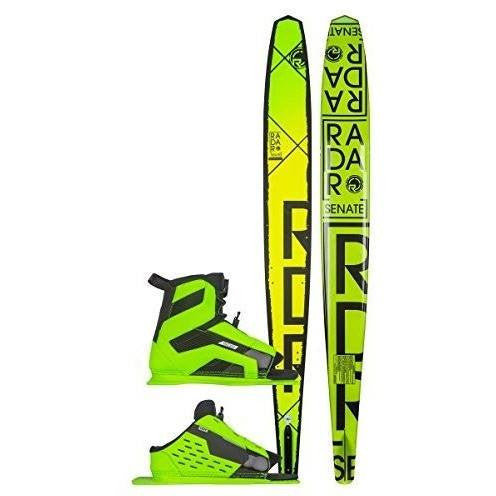 "Radar 2016 69"" - Alloy Senate w/ Verde Vector - XL & Verde HRT - Wakeboss"