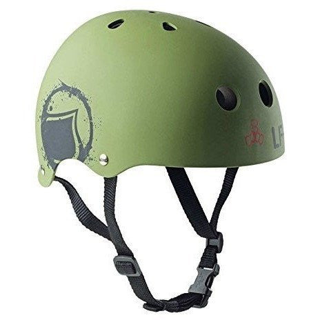 Liquid Force Core Helmet (Green) Slider Helmet - Wakeboss