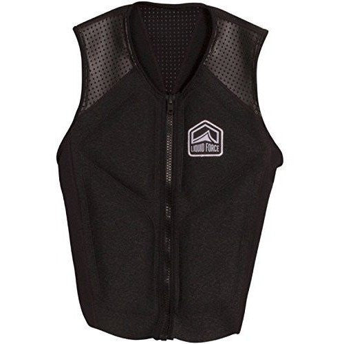 Liquid Force 2017 Watson (Black) Comp Life Jacket - Wakeboss