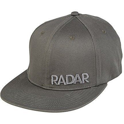 Radar Grey Cloud Flex Hat - Wakeboss