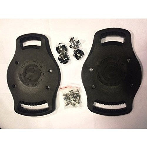 "O'Brien 6"" Fixed OA2 Plate Kit Fits 09/10 Boards - Wakeboss"