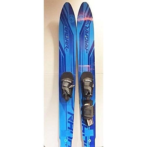 Radar X-Caliber 67 w/eva Adj Bindings Blue - Wakeboss