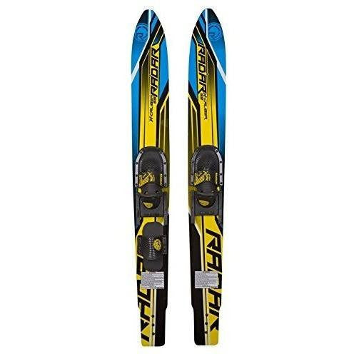 "Radar X-Caliber 59"" Combo Skis - Wakeboss"
