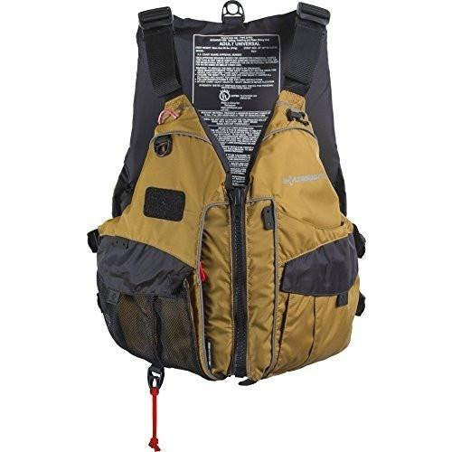 Extrasport Elevate Angler Universal Fit PFD - Unisex - Wakeboss