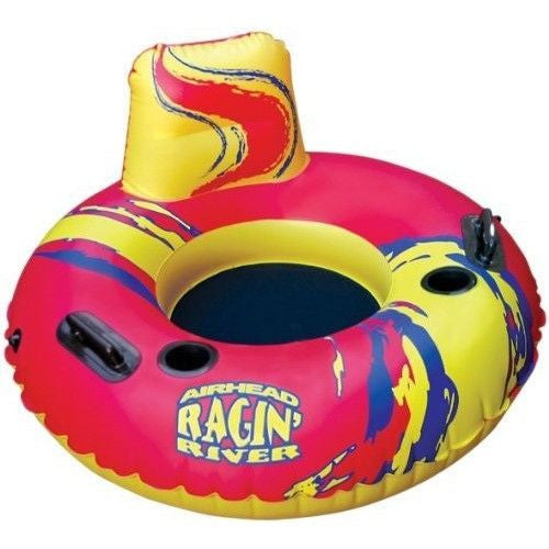 Airhead Ragin' River Inflatable Raft - Wakeboss