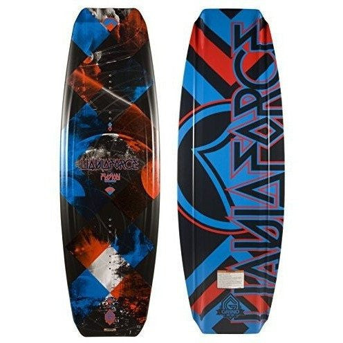 Liquid Force Fusion Grind Wakeboard - Wakeboss