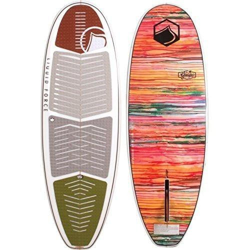 Liquid Force Guapo Wakesurfer 2017 - 5ft2in - Wakeboss