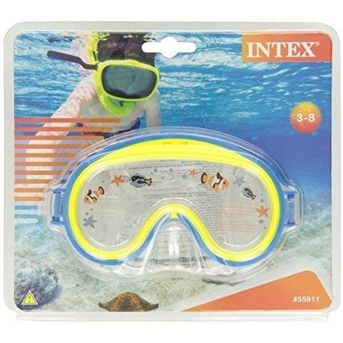 Mini Aviator Swim Mask (Colors May Vary) - Wakeboss