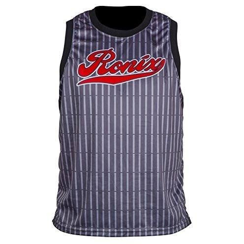 Ronix Backseat Pinstripe Riding Jersey - Wakeboss