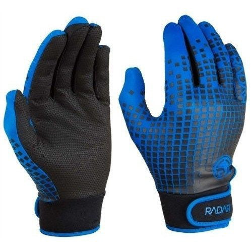 Radar Theory Glove - Size (XL) - Royal Blue/Black - Wakeboss