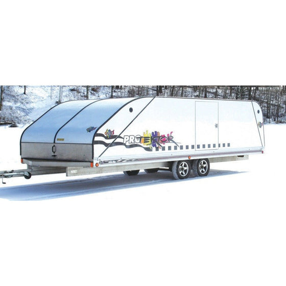 FLOE Trailers Pro-Tektor Enclosed Snowmobile - Wakeboss
