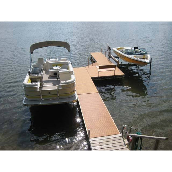 FLOE Roll In Dock Section Shore-End Shoreway - Wakeboss