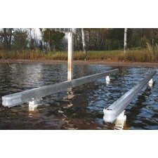 FLOE Boat Lift Pontoon Full Length Bunk/Guide-in System - Wakeboss