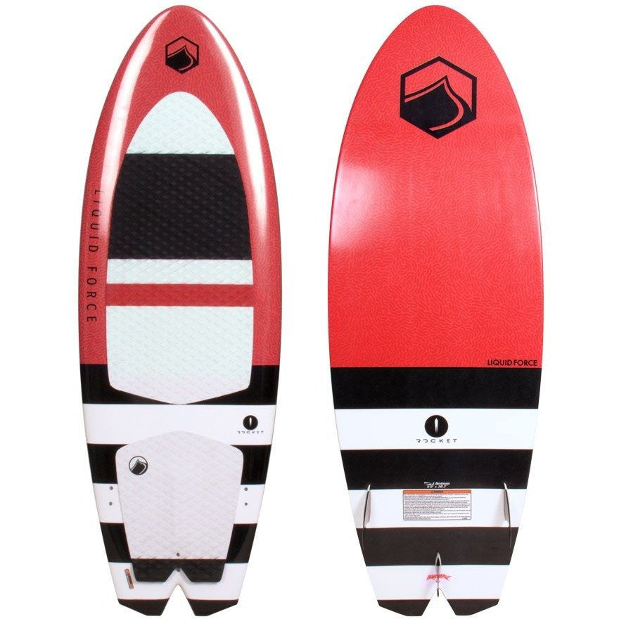 Liquid Force Rocket With Handle - Wakeboss