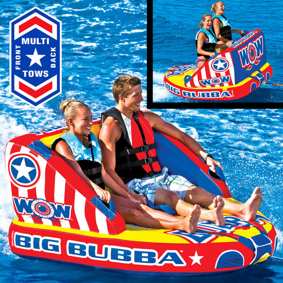 WOW Big Bubba Towable