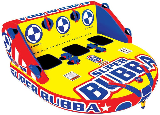 WOW Super Bubba Towable
