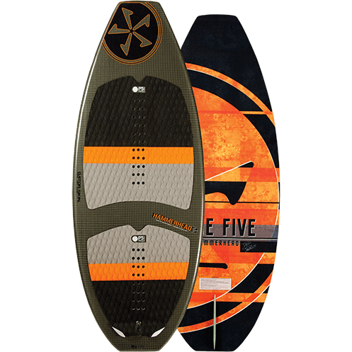 Phase Five Hammerhead Wakesurf Board 2017 - Wakeboss