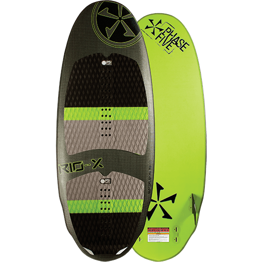 Phase Five Rio-X Wakesurf Board 2017 - Wakeboss