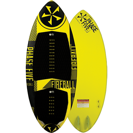 Phase Five Fireball Wakesurf Board 2017 - Wakeboss