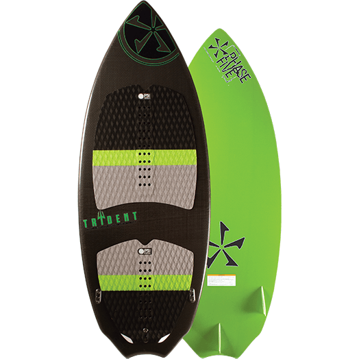 Phase Five Trident Wakesurf Board 2017 - Wakeboss