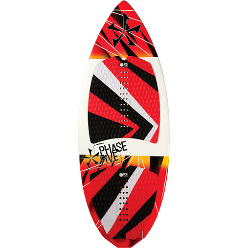 Phase Five Diamond CL Wakesurf Board 2017 - Wakeboss