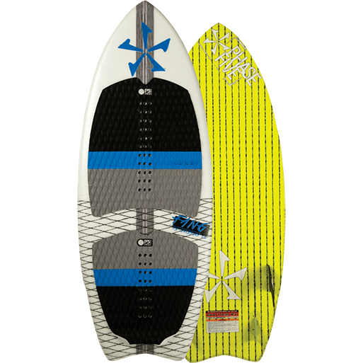 Phase Five Fang Wakesurf Board 2017 - Wakeboss