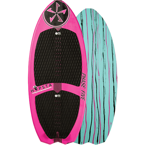 Phase Five Hypsta Wakesurf Board 2017 - Wakeboss