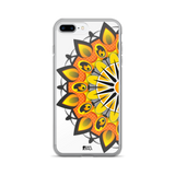 iPhone 7/7 Plus Case | Fire Mandala