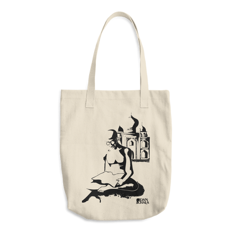 Cotton Tote Bag | Gandhi
