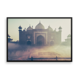 Framed Photo Paper Poster | Taj Mahal