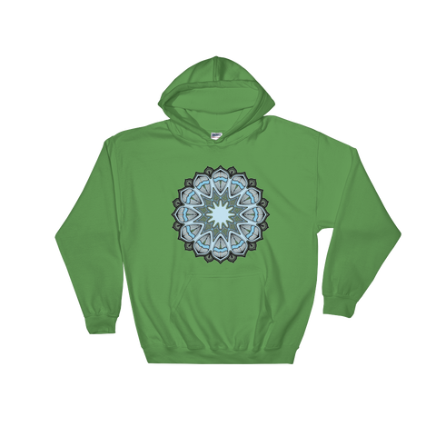 Mandala Hooded Sweatshirt
