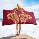 Beach Towel | Butterfly