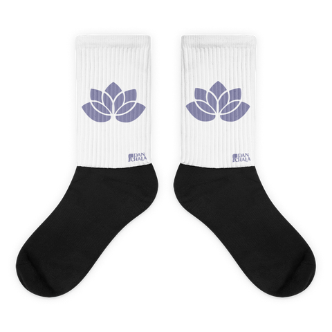 Socks | Purple Lotus