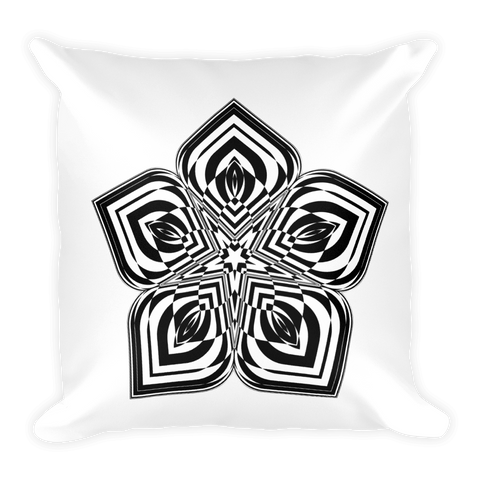 Square Pillow | Mandala