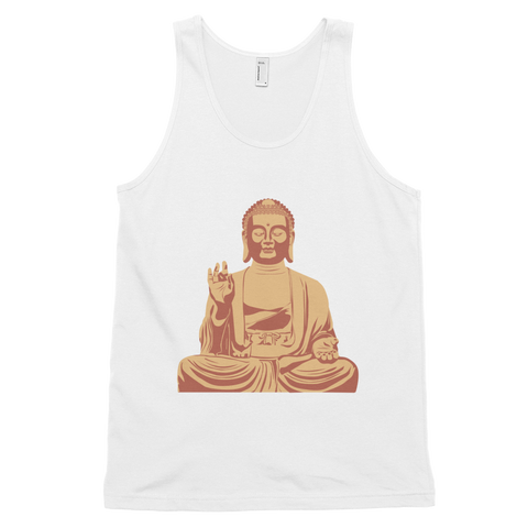 Buddha Men's Tank Top