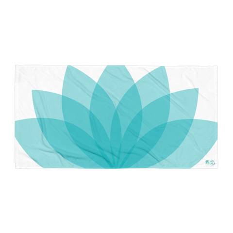 Beach Towel | Lotus