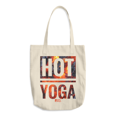Cotton Tote Bag | Hot Yoga