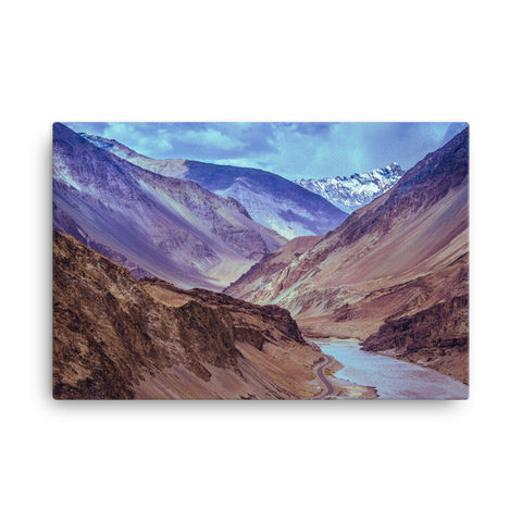 Canvas | Ladakh (Kashmir) – India